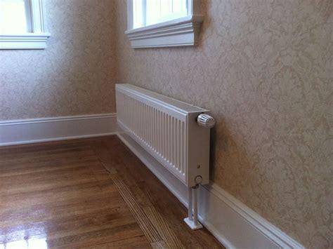 Residential Baseboard Radiators Project Photos Robert Plumbing Heating