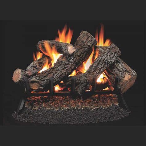 IHP Superior Appalachian Oak Vented Split Gas Logs