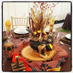 Home Decor Ideas South Africa diy south african traditional wedding decor ideas african