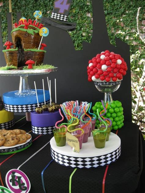 Charming Unique Christmas Tree Themes #7: Charlie-and-the-chocolate-factory-office-party-theme-768x1024.jpg