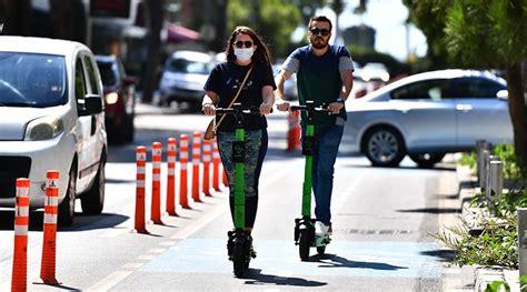 ibbden elektrikli scooter duezenlemesi