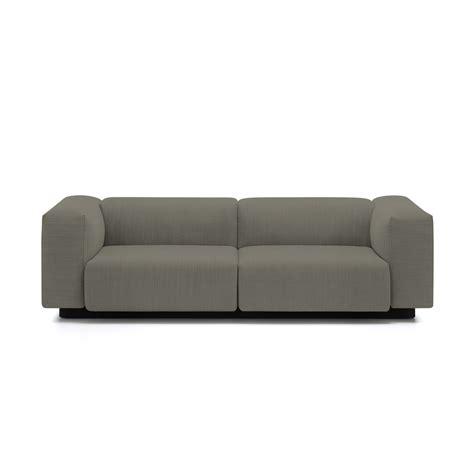 Soft Modular 2 Seater Sofa From Vitra In The Connox Shop Modular Furniture Sofa