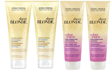 is john frieda morton in revitalizing in hand shoo good for grey hair colour me beautiful