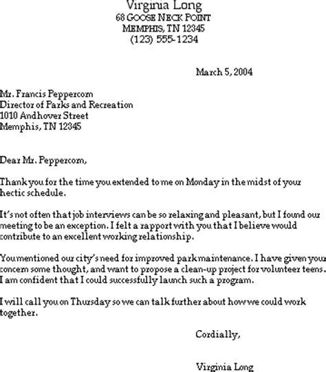 Sample Follow Up Letter After Sending Resume
