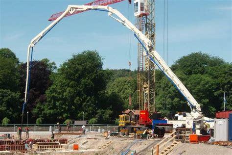 Top 10 Uk Concrete Contractors - new advice on safe use of concrete pumps