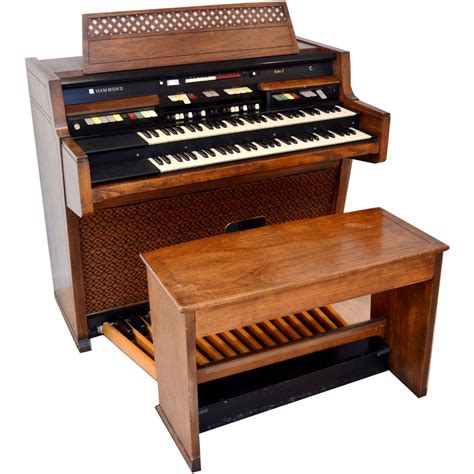 hammond b3 bench vintage hammond rhythm ii organ with bench ebth