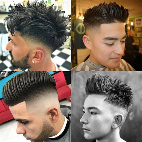 Hairstyles With Hair Gel | how to use hair gel men s hairstyles haircuts 2017