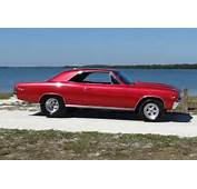 1967 CHEVROLET CHEVELLE SS CUSTOM 2 DOOR COUPE  Side Pro 170268