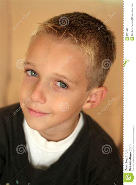 Blonde Boy Royalty Free Stock Images Image 1391439 Picture Of Boy And Free