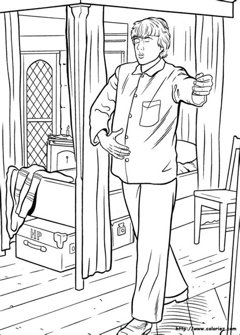 harry potter coloring pages pdf coloriage coloriage de neville