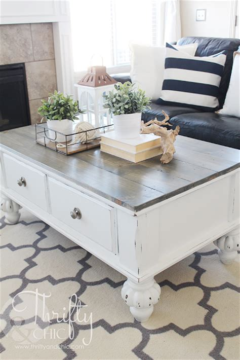 thrifty chic diy vintage bench makeover thrifty and chic 10 ways to store and organize in plain sight joyful