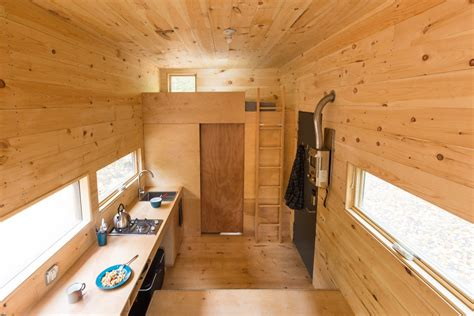 Tiny House Lab | these tiny homes from harvard innovation lab are the perfect weekend getaways