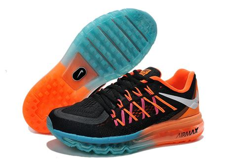 orange and purple nike running shoes by 367472 mens nike air max 2015 running shoes orange