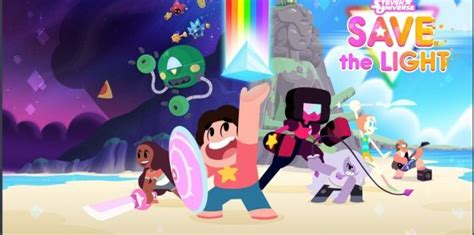 Steven Universe Save The Light Nintendo Switch Review