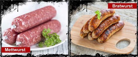 brats vs sausage mettwurst vs bratwurst debunking the myths and