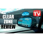 Clear Zone Review Does This Blind Spot Mirror Work  YouTube
