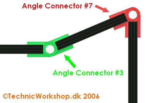 Nsf Shelf Tech System Parts by Technicbricks Tbs Technuggets 02 An Angle Connector