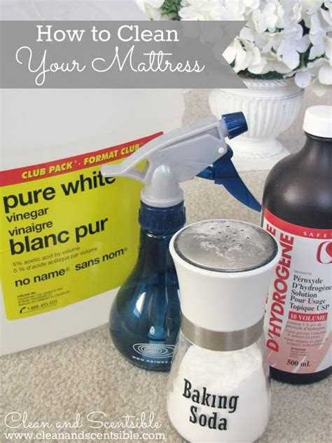 How To Clean Mattress Stains by How To Clean Your Mattress Stains Sodas And Mattress