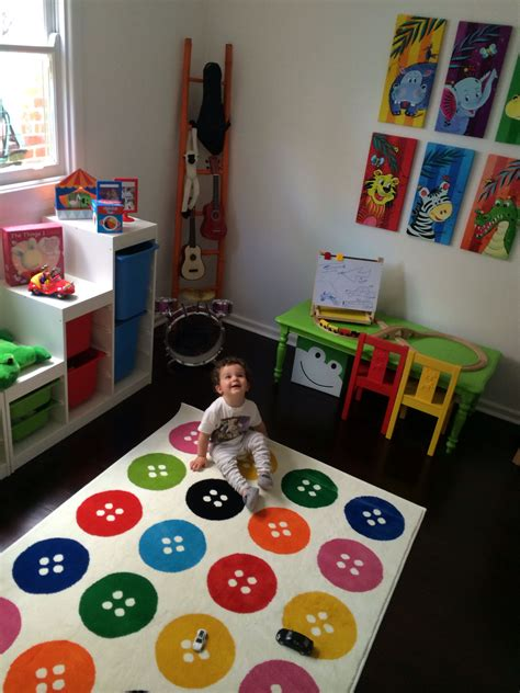 Ikea Usa Childrens Rugs by Ikea Buttons Rug For Playroom 50 Bargain Buy