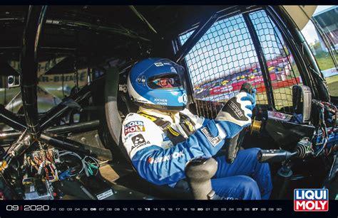 motorsports calendar  liqui moly