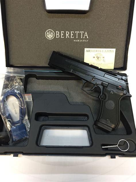 beretta 87 target pistola beretta 87 target cal 22lr nuova armeria gamba