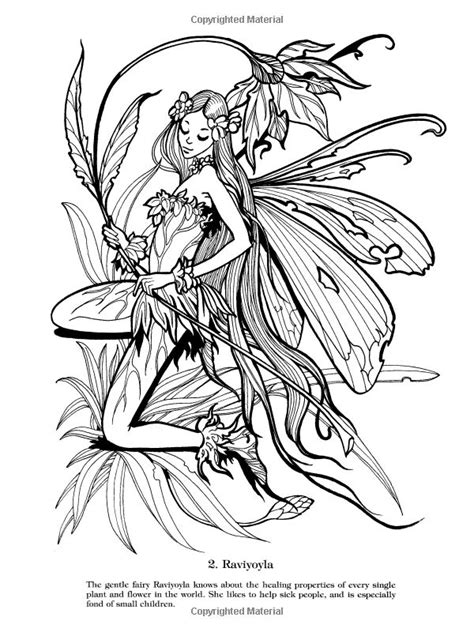 elf fairy coloring pages 17 best images about elves and fairies competition on