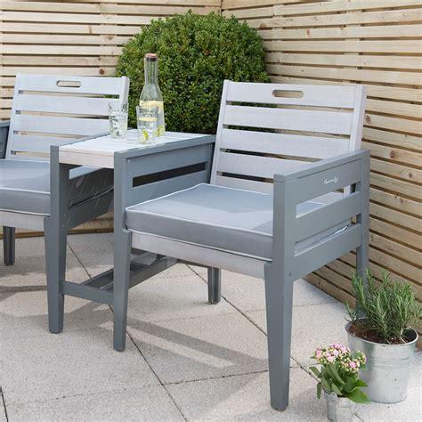 tete a tete bench grigio tete a tete wooden garden bench garden benches