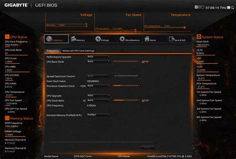 reset bios z87 bios gigabyte z97x soc force review