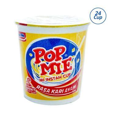 Pop Mie Baso 24 Cups pop mie blibli