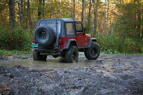 muddy jeep muddy jeep wrangler dieselstation car forums