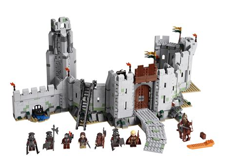 Lego Lord Of The Rings Lotr Hobbit 30211 Uruk Hai Orc With Ballist mint in box lego lord of the rings showcase the website of doom