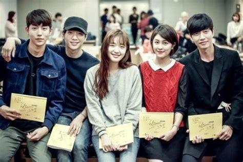 film drama korea cheese in the trap cheese in the trap korean drama 2015 치즈인더트랩