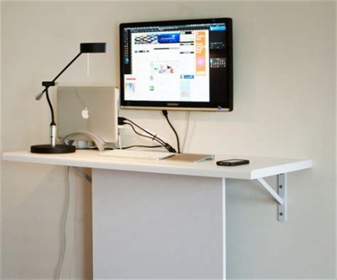 Easy Laptop Desk Cheap And Easy To Use Diy Computer Desk Ideas Freshnist Diy Pinterest Diy Computer