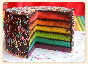 regenbogen kuchen schokolade better homes cakes products cakes