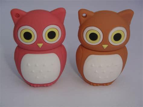 Flashdisk Unik Owl Pink 16gb coloful owl shaped 8gb 16gb 32gb memory stick animal