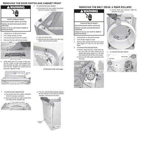wiring diagram for kenmore 70 series dryer choice image