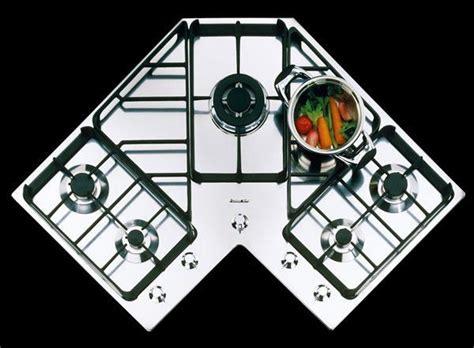 piano cottura ad angolo piani cottura angolari