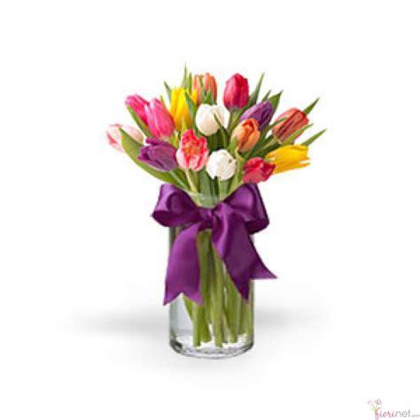 flores y floreros flores fiorinet 174 florerias quot tulipanes en florero de