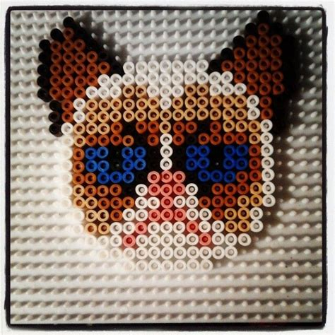 perler cat designs 1000 images about cross stitch perler on