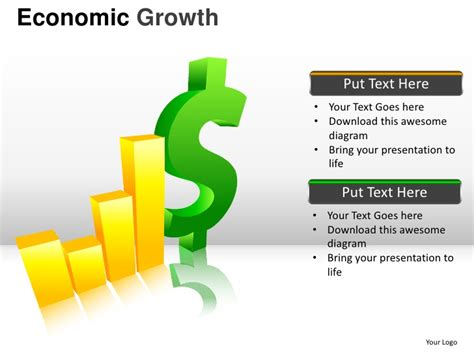 Economic Powerpoint Templates economic growth powerpoint presentation templates