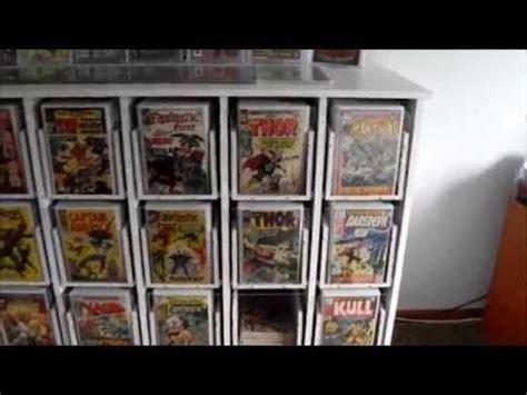comic book storage cabinets m 225 s de 1000 ideas sobre comic book storage en