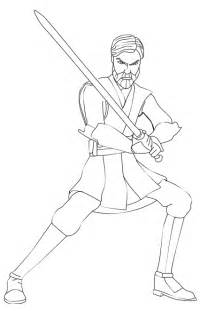 obi wan kenobi coloring pages coloring pages