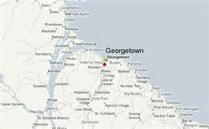 where is georgetown on map georgetown location guide