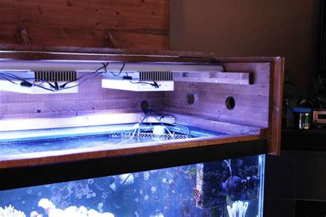 aquarium hood design building a aquarium canopy reef aquarium