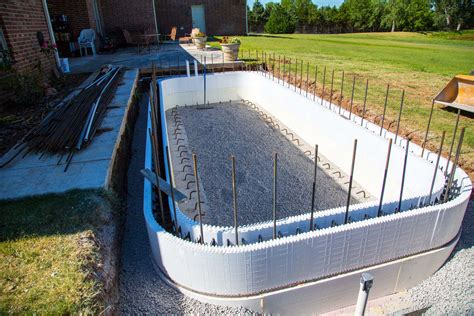 design your own icf home icf swimming pools buildblock insulating concrete forms