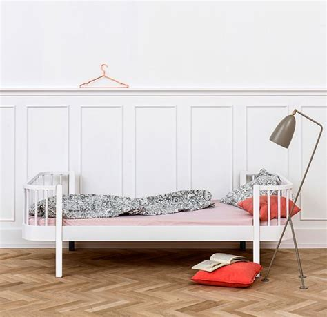 oliver furniture bett oliver furniture bett einzelbett wood collection wei 223