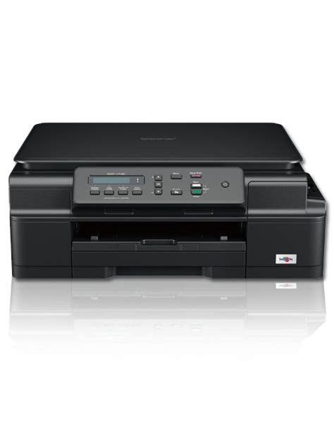 resetter printer brother dcp j100 brother dcp j100 multifunction printer