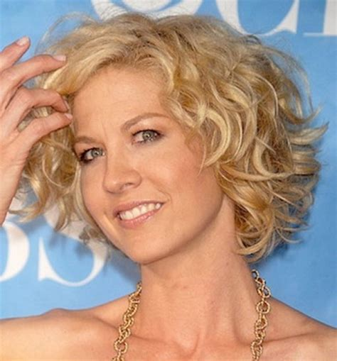 hairstyles short curly round face curly short hairstyles for round faces