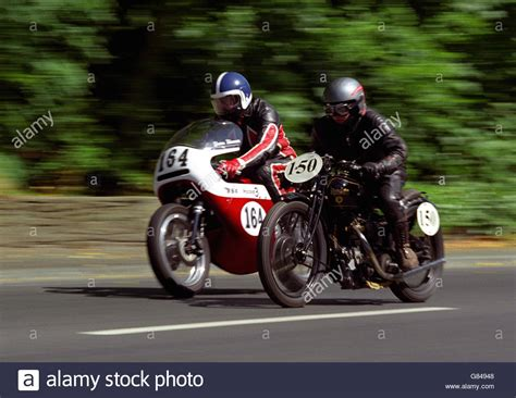Norton Motorrad Buch by 500cc Classic Tt Stockfotos 500cc Classic Tt Bilder Alamy