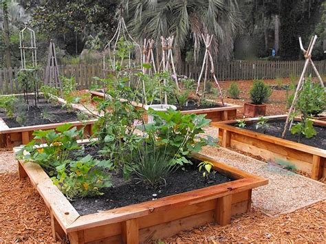 beautiful raised garden beds beautiful raised beds outdoors and gardens